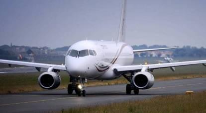 La Russia ha bisogno di un Sukhoi Superjet 100 aggiornato?