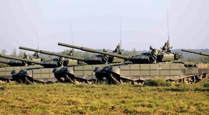 """El ejército ruso tendrá que """"atrincherarse"""" en Bielorrusia en caso de que aparezcan armas nucleares estadounidenses en Polonia."""