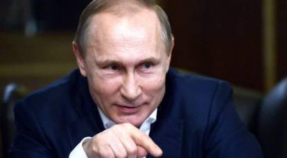 I media statunitensi hanno descritto la reazione di Putin all'accordo Berlino-Washington Nord Stream 2