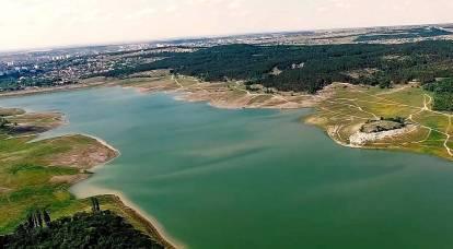 水库满水:克里米亚的水问题如何在几天内得到解决