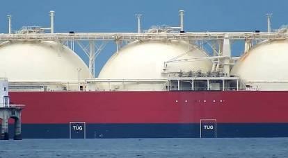 Por que o GNL americano nunca competiu com o gás russo?