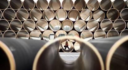 Gazprom è rimasto bloccato con Nord Stream 2