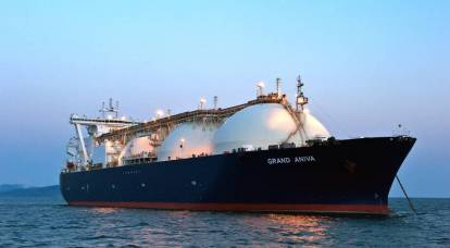 Russia grabbed the lion's share of the global LNG market
