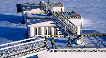 """""""Arctic Cascade"""": la Russia ha rivelato un nuovo modo di liquefazione del gas"""