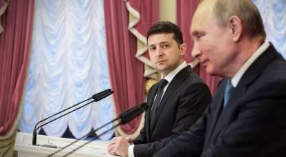 Kiev não reagiu à oferta de Moscou de discutir 12 questões importantes