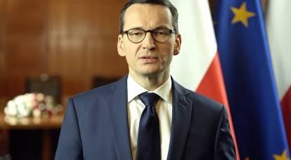 La Polonia ha rifiutato di lasciare l'UE e ha chiesto soldi
