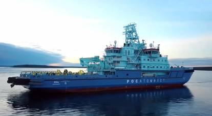 Unmanned shipping will appear in Russia