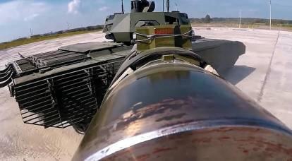"""""""Armata"""" deviendra un véritable char de commandement"""