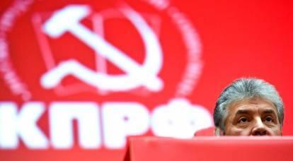 """Pavel Grudinin: come avere il tempo di """"arrossire"""" prima delle elezioni"""