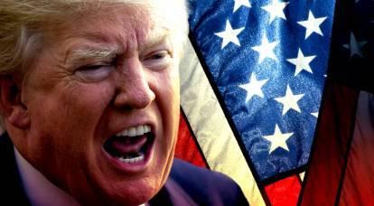 Trump piange e vola: è stato ingannato