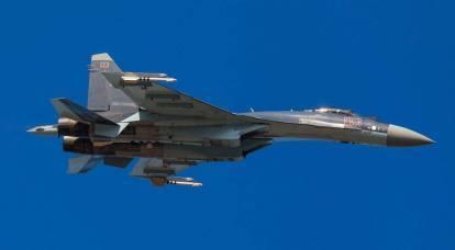 ABD yaptırımlarına rağmen: Rus Su-35'leri Endonezya'ya uçacak