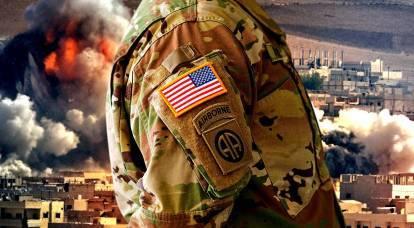 """""""Canne da mulinello"""" statunitensi in Siria"""