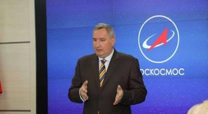 Rogozin: Gli americani erano sulla luna? Controlleremo