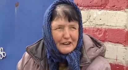 """""""Esperamos sinceramente la llegada de Putin"""": la televisión ucraniana mostró audaces opiniones de los ciudadanos"""