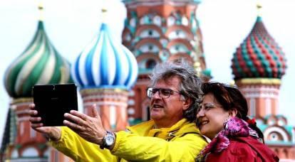 Conmoción, y solo: ¿Qué sorprendieron los estadounidenses en Rusia?