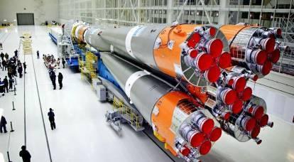 """Il più recente razzo vettore """"Soyuz-5"""" volerà con un carburante insolito"""