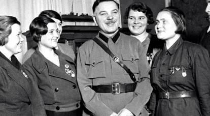 Clement Voroshilov. La storia del maresciallo sovietico più calunniato