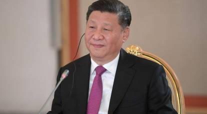 Xi Jinping explica como a China se reunirá com Taiwan