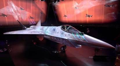 """""""Le meilleur avion de la planète"""": le Su-75 """"Checkmate"""" russe peut changer l'offre indienne"""