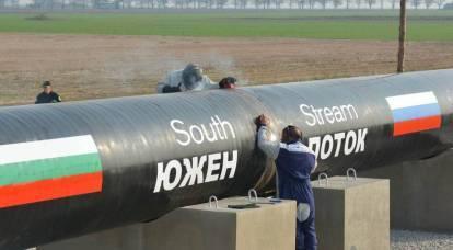 A Bulgária mais uma vez se arrependeu de abandonar South Stream