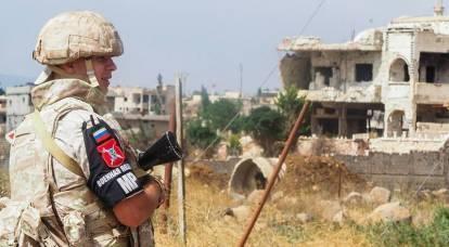 Militares russos chegaram à fronteira com Israel