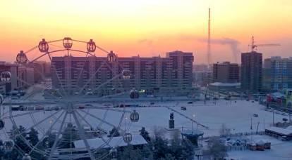 由于全球变暖,西伯利亚的新城市要建设