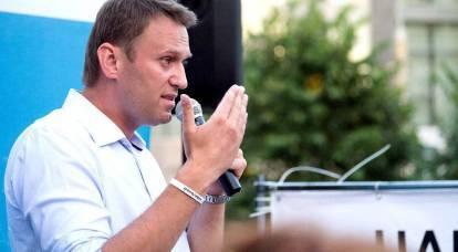 """I residenti della Germania hanno reagito all'avvelenamento di Navalny """"Novichok"""""""
