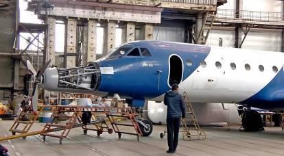 ロシアでは、XNUMXつの「環境に優しい」航空機エンジンの作業が進行中です