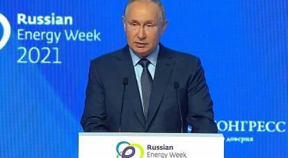 Putin estabelece prazo para a Rússia atingir a neutralidade de carbono
