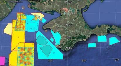 由于北约演习,俄罗斯对克里米亚海岸实施限制