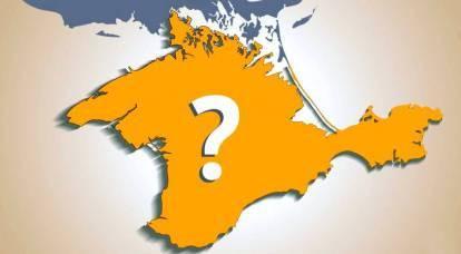 La questione della Crimea ha portato gli Stati Uniti a un vicolo cieco