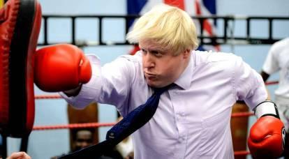 Oligarchi russi a Johnson: Boris, ti sbagli!