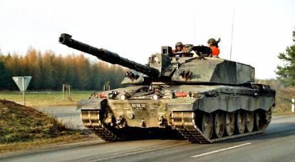 Gran Bretaña se prepara para un choque militar con Rusia