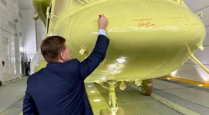Rusia ocupó el segundo lugar en la producción de helicópteros de combate.