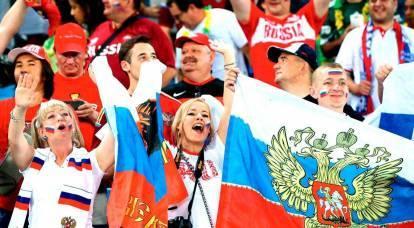 Extranjeros: ¡Lo siento, rusos! ¡Nos equivocamos!