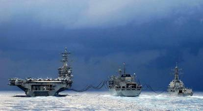 Kerch scenario could be repeated in the Arctic