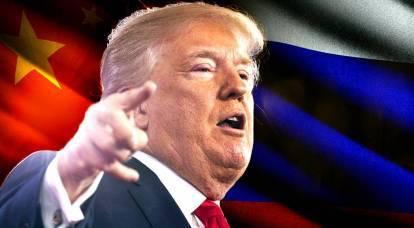 Trump no le teme al acero ruso