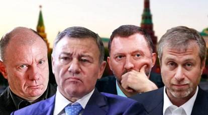 Londres señaló la puerta a los oligarcas rusos