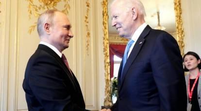 Accord Biden-Poutine Genève : Normandy Four a sombré dans l'oubli