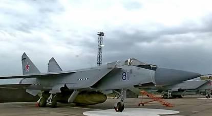 Distruzione di satelliti da un aereo: la Russia ha implementato un'idea di vecchia data dell'URSS