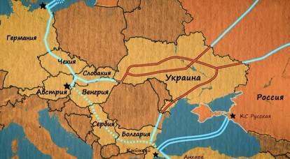La Russia chiude l'anello del gas europeo