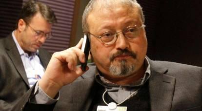 Turkey provided audio recording of Jamal Kashoggi's murder