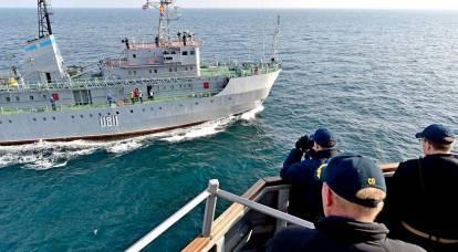 Ucranianos perdem um navio da marinha perto da Ilha da Cobra: motores e geradores estão inundados