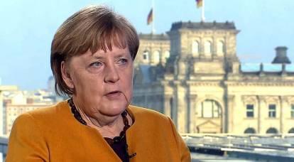 """Merkel definisce l'accordo sul gasdotto con gli Stati Uniti """"buono per l'Ucraina"""""""