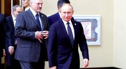 Belarusian front: why Russia won, and Ukraine and the Baltic states lost