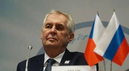 Il presidente ceco sa come risolvere il trattato INF