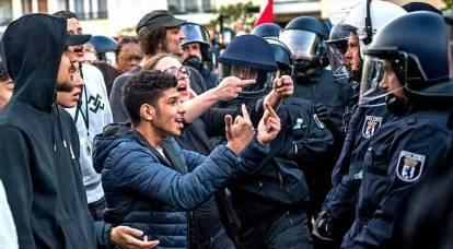 """Questa è la fine: l'Europa """"civilizzata"""" diventa """"Africa selvaggia"""""""