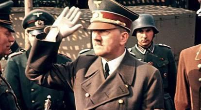 """La morte di Hitler: un """"mistero"""" che non esisteva"""