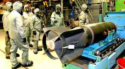 Eredità tossica: il segreto delle armi chimiche russe