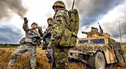 La NATO sta esplodendo